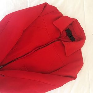 Red Zara Jacket❣️ great condition